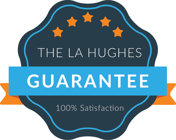L A Hughes Plumbing Guarantee