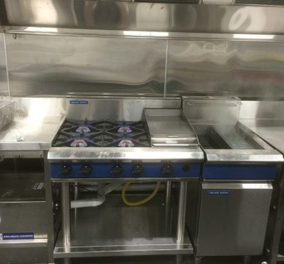 commercial gas stove - Commercial Gas